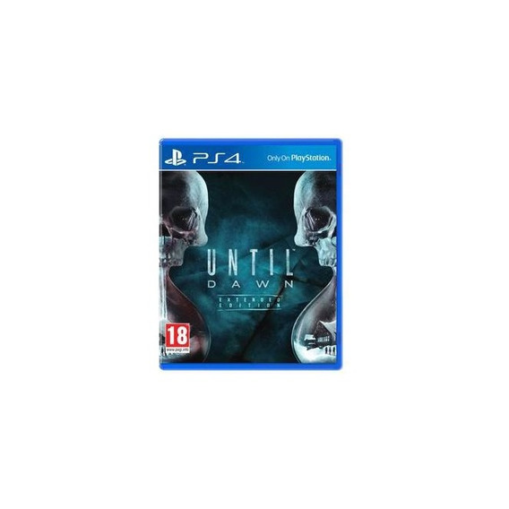 Until Dawn Extended Edition Ps4 Mídia Física