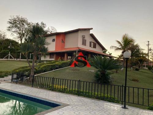 Imagem 1 de 30 de Chácara Com 3 Dormitórios À Venda, 12000 M² Por R$ 1.500.000,00 - Cidade Jardim - Boituva/sp - Ch0017