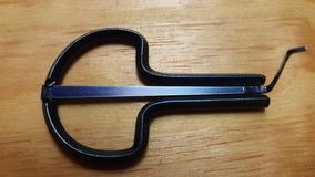 Berimbau De Boca, Jaw Harp Original 7cm.