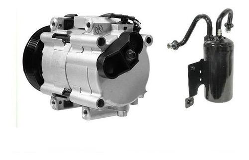 Imagem 1 de 7 de Compressor Ar Cond Dodge Ram 2500 3500 E Filtro Acumulador