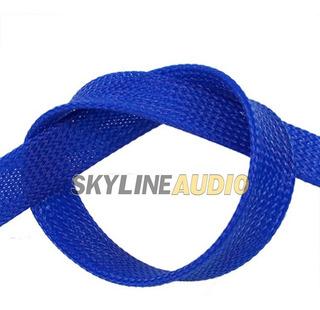 Nylon Malla Cubre Cable Piel De Serpiente 18mm X-1m 3d Audio