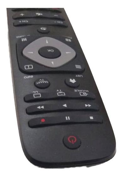 Controle Remoto 100% Original Tv Phillips Led Lcd Smart