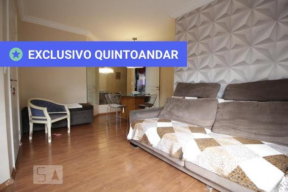 Apartamento No 12º Andar Com 3 Dormitórios E 2 Garagens - Id: 892991147 - 291147