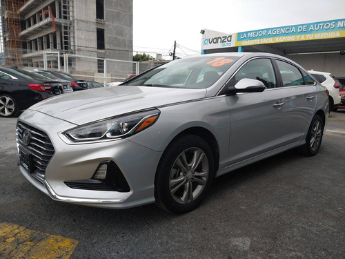 Hyundai Sonata 2018 2.4 Premium Piel At