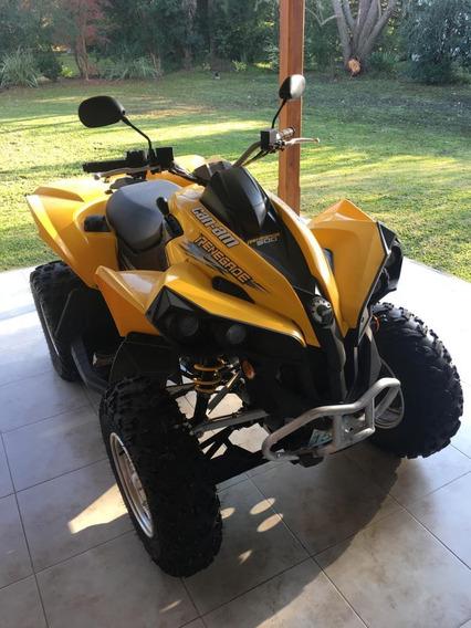 Can-am Renegade 500cc 2009 4x4 Automático Único Dueño 1232km