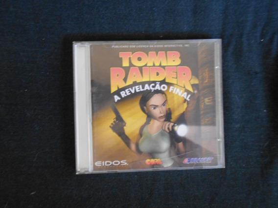 Tomb Raider A Revelação Final - Jogo Para Pc