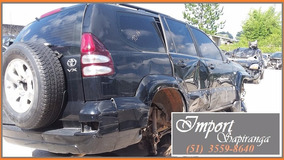 Sucata Land Cruiser Prado, Import Multipecas