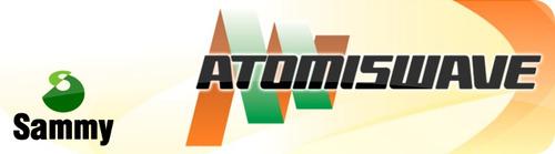 Hyperspin Sammy Atomiswave 24 Jogos Completo | Mercado Livre