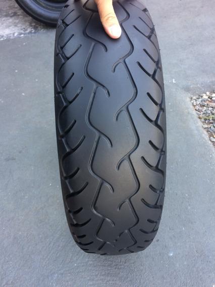 Pneu Traseiro 170/70/15 Pirelli Route Usado Shadow Custom