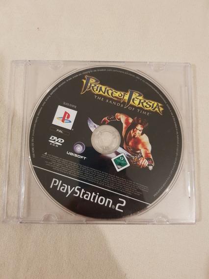 Prince Of Persia The Sands Of Time Ps2 Espanhol Frete Grátis