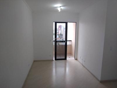 Apartamento Em Condomínio Padrão Para Locação No Bairro Centro, 2 Dorm, 2 Vagas, 60 M - 9973ai