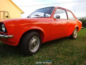 Chevette Luxo 1975 - Estado De Novo - Ateliê Do Carro
