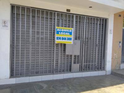 Excelentes Locales Comerciales En Villa María Del Triunfo