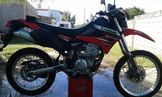 Kawasaki Klx 250 Modelo 2012 En Buen Estado