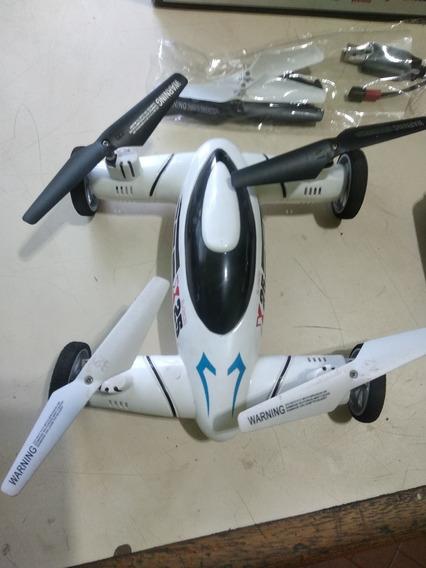 Drone X25-1 Space Explorer Usado Para Aproveitar Peças