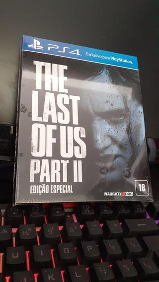 The Last Of Us Part Ii Edição Especial Mídia Fisica Lacrada
