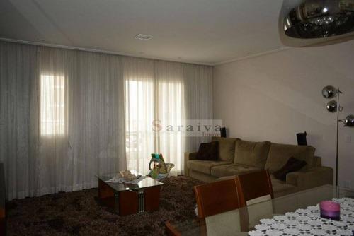 Imagem 1 de 30 de Apartamento Com 3 Dormitórios À Venda, 102 M² Por R$ 742.000,00 - Baeta Neves - São Bernardo Do Campo/sp - Ap0354