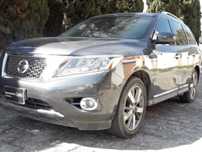 Nissan Pathfinder Exclsuive