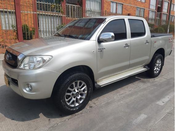 Toyota Hilux 2.5 4x4 Diésel Mecánica