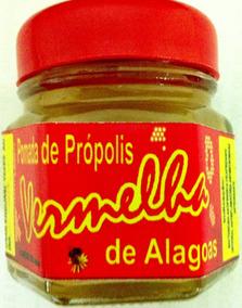 Própolis Vermelha De Alagoas Pomada (única No Mundo) 30g