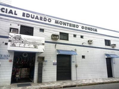 Loja No Centro De Fortaleza - Rua Clarindo De Queiroz