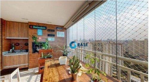 Imagem 1 de 18 de Belíssimo Apartamento Com 2 Dormitórios À Venda, 80 M² - Cambuci - São Paulo/sp - Ap12254