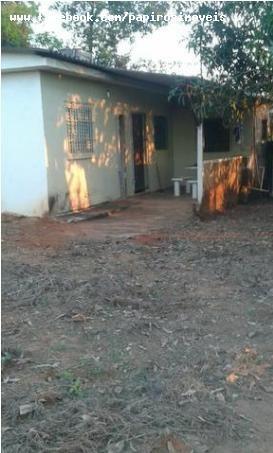 Chácara Para Venda Em Tatuí, Jardim Gramado, 1 Dormitório, 1 Banheiro, 2 Vagas - 0002