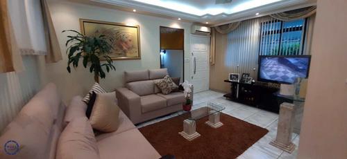Casa Com 3 Dorms, Embaré, Santos - R$ 750 Mil, Cod: 18317 - V18317