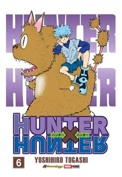 Panini Manga Hunter X Hunter Yoshihiro Togashi