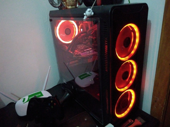 Pc Gamer Intel Core I7 7700 Gtx 1060 6gb