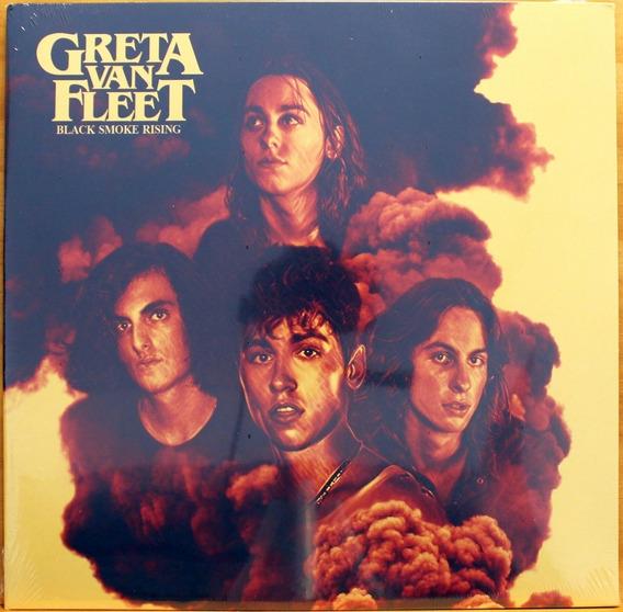 Lp Greta Van Fleet Black Smoke Rising Novo Lacrado 180g