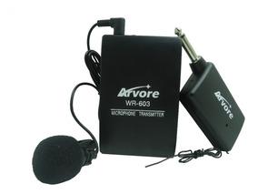 Microfone De Lapela Sem Fio Profissional Plug P10