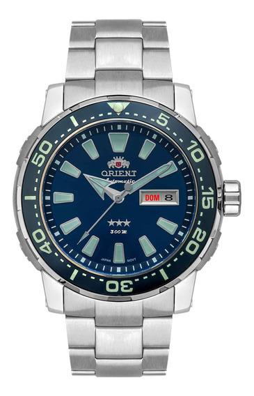 Relógio Orient Masculino F49tt001 D1gx Titânio - Refinado