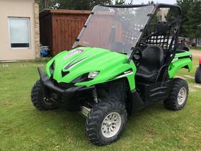 Utv 4x4 Kawasaki Teryx Monster 750 Inyeccion