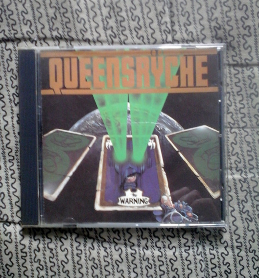Queensryche - The Warning - Cd Made In Usa