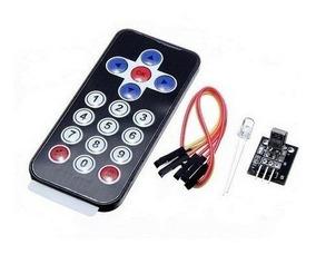 10 Unidades Controle Remoto Infravermelho Modulo Esp8266