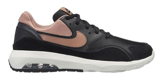 Zapatillas Nike Women Air Max Nostalgic 916789 009 (6790)