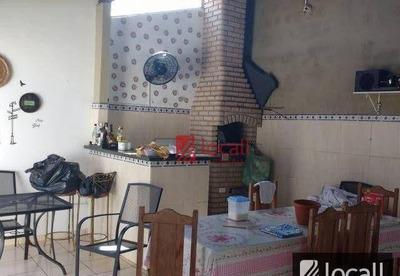 Casa Residencial À Venda, Conjunto Habitacional São Deocleciano, São José Do Rio Preto. - Ca0137