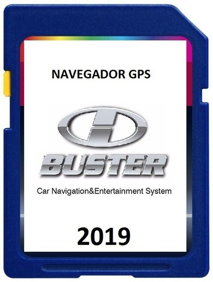 Gps Central Multimídia H Buster Honda Civic + Cartão Incluso