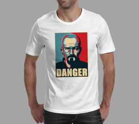 Camiseta Breaking Bad - Branca