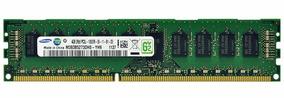 Memória Samsung 4gb Pc3l-10600r 2rx8 4 Gb Ecc