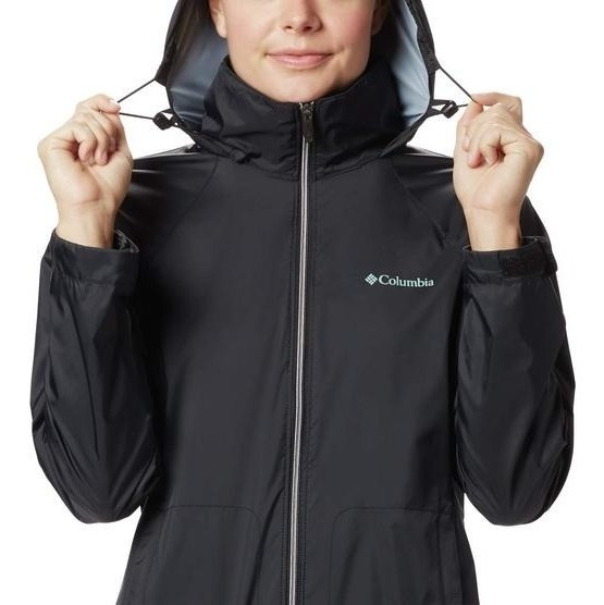 Rompeviento Mujer Columbia Talles Y Colores Switchback