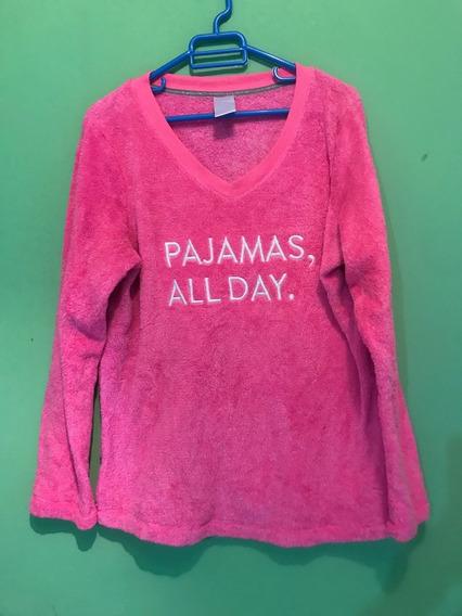 Pijama Blusa Polar Talla 2xl Para Dama