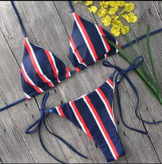 Bikini Traje De Baño Vestido De Baño Summer