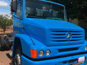 Mercedes Benz Mb Lk 1620 Ano 2000 Conservadissimo !