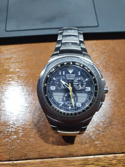 Reloj Citizen Eco-drive Skyhawk Promaster