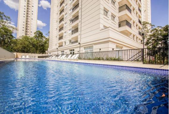 Apartamento Em Vila Andrade, São Paulo/sp De 58m² 2 Quartos À Venda Por R$ 394.681,00 - Ap361966