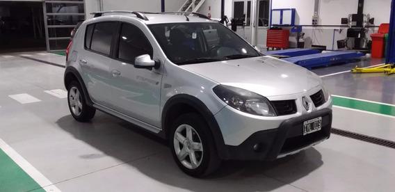 Renault Sandero 1.6 16v Luxe L/11 2010