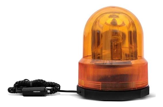 Sinalizador Giroflex Segurança Rontan Emergencia Lampada 12v