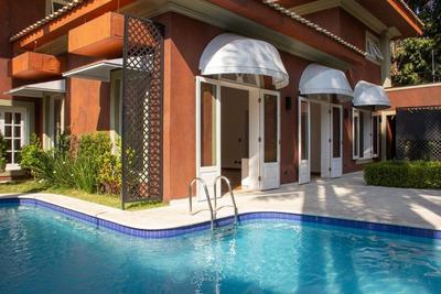 Casa Em Jardim Guedala, São Paulo/sp De 431m² 4 Quartos À Venda Por R$ 4.800.000,00 - Ca191086
